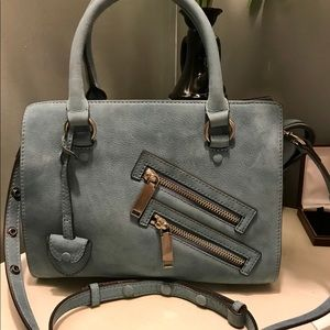 Dusty blue Rebbeca Minkoff Small Bag